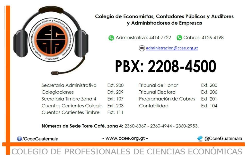 Directorio CCEE