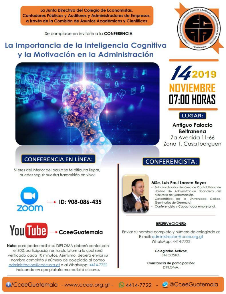 Conferencia 14.11.2019