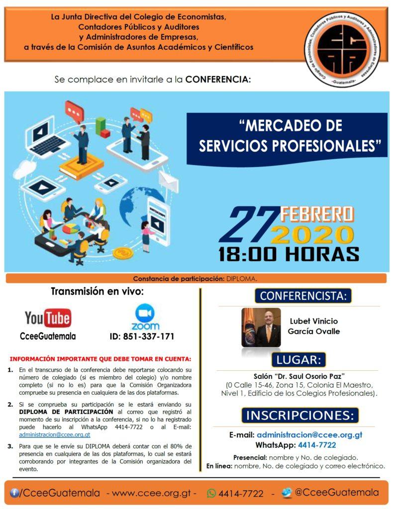 Conferencia 27.02.2020